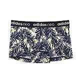 (アディダス ネオ)adidas neo ショーツ トロピカル ハーフショーツ レディース AS2162 18 レモンイエロー L