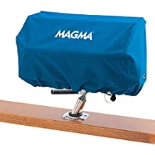 """Magma Cover for 9"""" X 18"""" Rectangular Grills, Pacific Blue"""