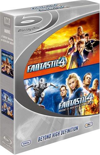 ファンタスティック・フォー ブルーレイディスクBOX 〔初回生産限定〕 [Blu-ray]の詳細を見る