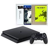 PlayStation 4 ジェット・ブラック 500GB(CUH-2000AB01)+ 人喰いの大鷲トリコ