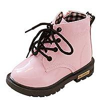 子供靴 Kohore マーティンブーツ キッズ 人気 子供ブーツ女の子 男の子 防水 保温 裏ボア 男女兼用 かわいい 子供靴 ショートブーツ 幼児靴 防寒靴 綿雪靴 キッズシューズ 幼児用靴 ベビー靴 滑り止め 履きやすい フォーマル 日常 21~25