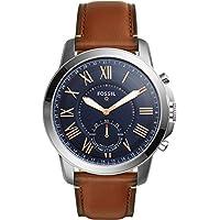 [フォッシル]FOSSIL 腕時計 Q GRANT ハイブリッドスマートウォッチ FTW1122 メンズ 【正規輸入品】