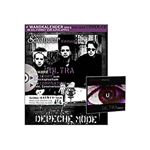 Sonic Seducer Edition Depeche Mode: + exkl. Ultra Tribute CD + XXL-Wandkalender