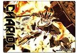 TVアニメ ブラックロックシューター 下敷き ブラックチャリオット&ストレングス