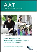 AAT - Personal Tax: Study Text