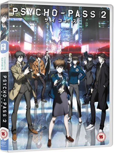 PSYCHO-PASS サイコパス 2 (第2期) コンプリート DVD-BOX (全11話, 275分) タツノコプロ アニメ [DVD] [Import]