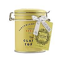 塩キャラメルトフィー(缶) Cartwright & Butler 菓子 タフィー イギリス