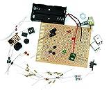 TEKNON 電子基板 ハンダ 付け 練習 キット 部品 付 エレクトロニクス の 初歩 (57パーツ)