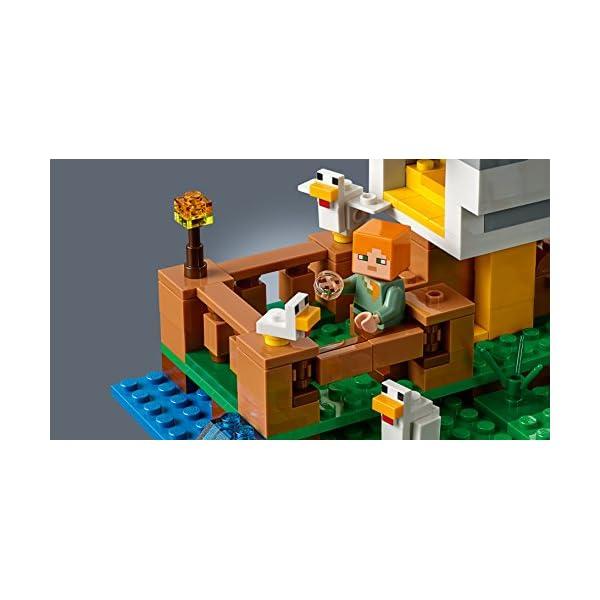レゴ(LEGO) マインクラフト ニワトリ小屋...の紹介画像9
