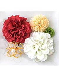 dcc76be56a4c3 Amazon.co.jp  髪飾り - 和装小物   和装  服&ファッション小物