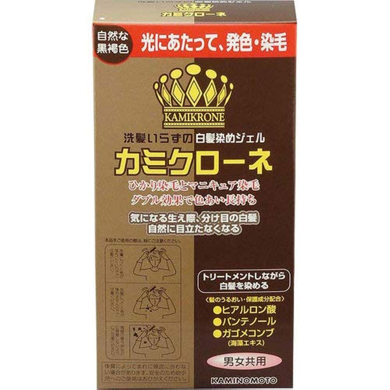 可能性神聖倍率カミクローネ(DB)自然な黒褐色