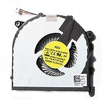 CPU & GPU 冷却ファン 交換用 Dell XPS 15 9550 左側 0RVTXY 右側用 036CV9 XPS