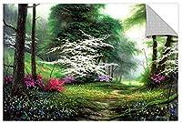 Tremont Hill Egidio Antonaccio ''Natures Glow'' Gallery Wrapped Canvas, 24X36 [並行輸入品]