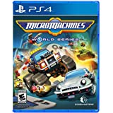 Micro Machines World Series - PlayStation 4