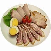 ベーコン + 地鶏 ハム 玉子 スモーク 詰合せ ( 手作り 燻製 セット )