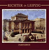 Richter in Leipzig: Piano Sonatas