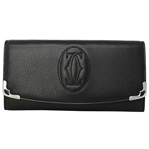 (カルティエ)Cartier カルティエ財布二つ折り 長財布 小銭入れあり L3001295 二つ折り長財布 MARCELLO DE CARTIER マルチェロ ドゥ カルティエ [並行輸入品]