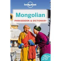 Lonely Planet Mongolian Phrasebook & Dictionary (Lonely Planet Phrasebook)