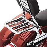 ハーレー純正 5バー・スポーツ・ラゲッジラック 04年以降 XL FX/FL デタッチャブル クローム 53862-00