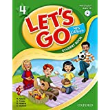 Lets Go 4th Edition Level 4 Student Book with Audio CD Pack (Let's Go)