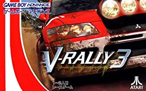 V-RALLY3 (Game Boy Advance)