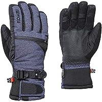 KOMBI (コンビ)36481 The Freerider Mens Glove1601 Blue Jeans メンズ グローブ スノーボード スキー サイズ-M