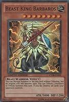 遊戯王 英語版 Beast King Barbaros (CT08-EN005) - 2011 Collectors Tins - Limited...