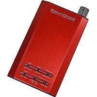 SounDroid VANTAM Red ポータブルヘッドホンアンプ ハイレゾ対応