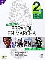 Nuevo Espanol en Marcha 2 : Exercises Book + CD: Level A2