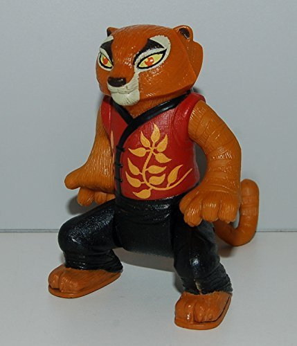 2008 Master Tigress #5 Kung Fu Panda Mcdonald's Happy Meal Action Figure Toy by McDonald's [병행수입품]-