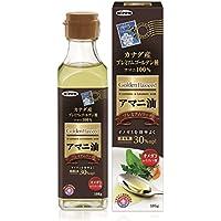 日本製粉 アマニ油プレミアムリッチ 186g