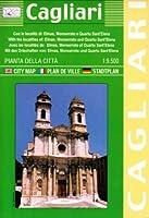 Cagliari City Plan: With, Elmas, Monserrato and Quartu-Sant'Elena