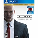 Hitman The Complete First Season Steelbook Edition PlayStation 4 ヒットマン 完全初シーズンスチールブック版プレイステーション4 北米英