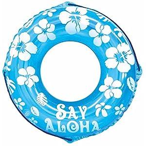 ドウシシャ 浮き輪 SayAloha ブルー ...の関連商品2
