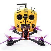 "ARRIS x210s 210mm 5"" RCクアッドコプターFPVレーシングドローンRTF w/ジャンパt8sg v2Plus送信機+ Flycolor 4- in - 1タワー+ foxeer矢印Mini Proカメラ+ vt5804V2VTX"