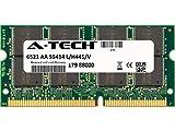 256MBスティックfor Toshiba Toshiba Satellite 1905( SDRAM ) 1905-s27728002800/ 132800/ 142800/ 152800–3002800–6002800-a4122800-a5122800-a6222800-c5002800dvd-c3012800dvd-c3022800-s1022800-s2012800-s2022800-s3012800-s3022800-s40128052805-a6222805-c5002805-s2012805-s2022805-s3012805-s3022805-s4012805-s4022805-s5032805-s6032850-s2012850-s3012850-s3022850-s4013000。SD Non - ECC SO - DIMM pc100100MHz RAMメモリ。A - Techブランド純正。