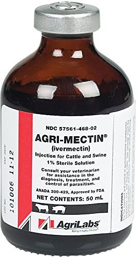 Generic Ivermectin Injection - 50 ml by DVM RESOURCES