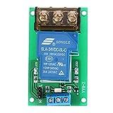 KKmoon 2チャンネルDC 24V 30A モジュール 基板モジュール フォトカプラ絶縁高/低トリガ(24V シングル)