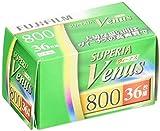 FUJIFILM カラーネガフイルム フジカラー SUPERIA Venus 800 36枚撮り 単品135 VNS 800-S 36EX 1 画像
