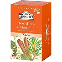 AHMAD TEA ルイボス&シナモン 20P 30g ×2セット