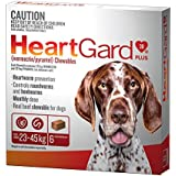 Heartgard Chewable Dog Food, 6 Pack