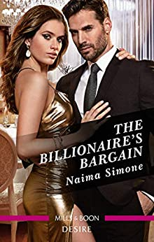 The Billionaire's Bargain (Blackout Billionaires) by [Simone, Naima]