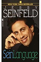 Seinlanguage by Jerry Seinfeld(1995-01-01) Mass Market Paperback