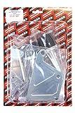 アグラス(AGRAS) レーシングスライダー フレームタイプ ロゴ有 ジュラコン:ブラック Ninja400R[ニンジャ] 342-484-000BX