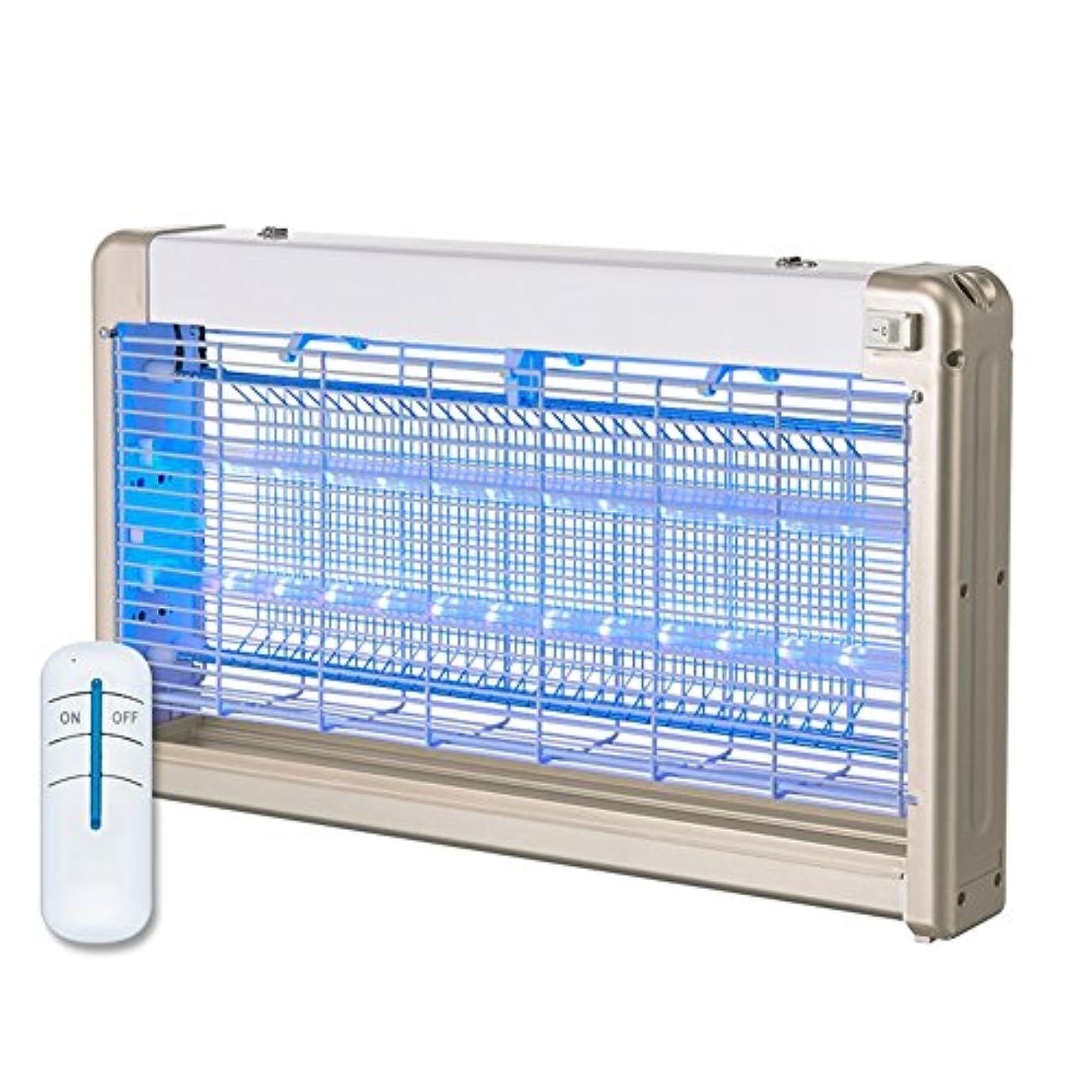 チャーム寛容なデクリメントWENZHE 蚊対策 殺虫器灯 誘虫灯 虫除け インドア 世帯 商業 電気ショック サイレント プラグインタイプ リモコンでは、 2色、 39×7.6×28cm (色 : 2#)