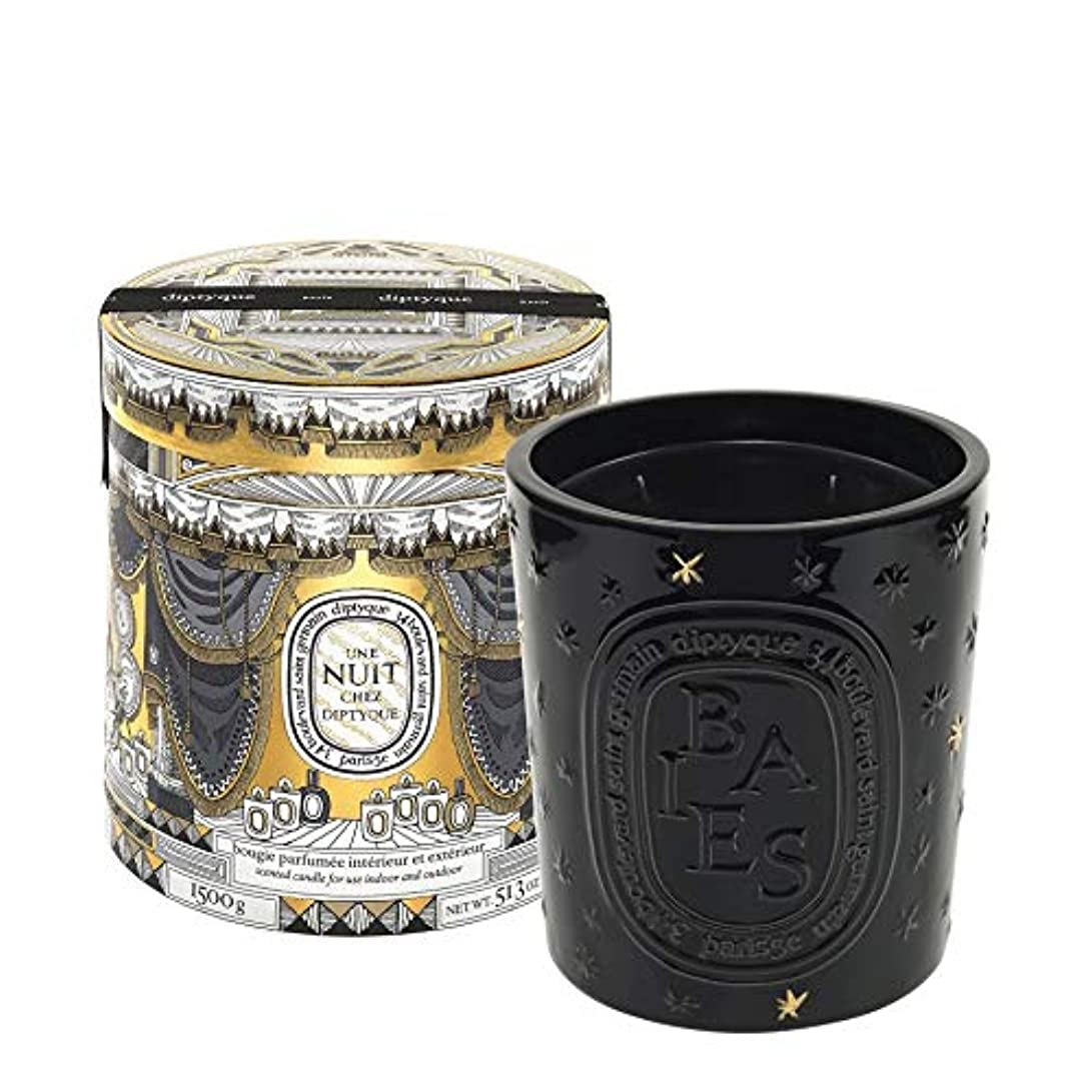 [Diptyque] DiptyqueのBaies休日キャンドル1500グラム - Diptyque Baies Holiday Candle 1500G [並行輸入品]
