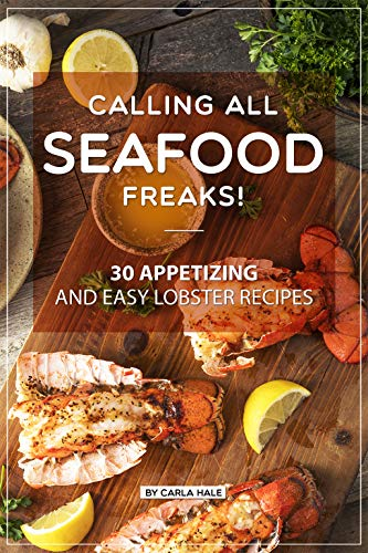 Calling All Seafood Freaks!: 3...
