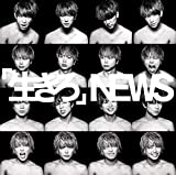 Bring Back the Summer♪NEWSのCDジャケット