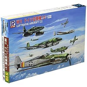 ピットロード 1/700 WW-II ドイツ空軍機 2