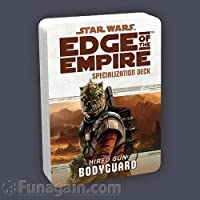 Star Wars: Edge of the Empire: Bodyguard